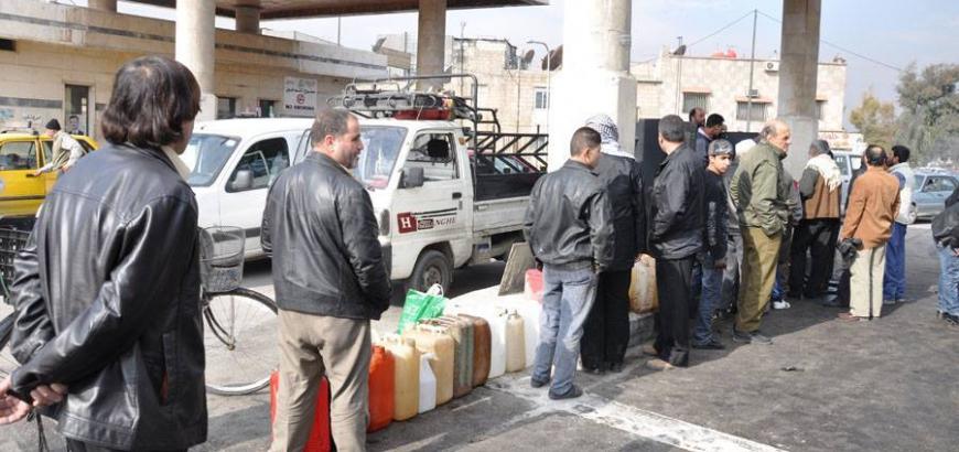 Photo of أزمة البنزين إلى انفراج .. والبدء بتوزيعه على الكازيات