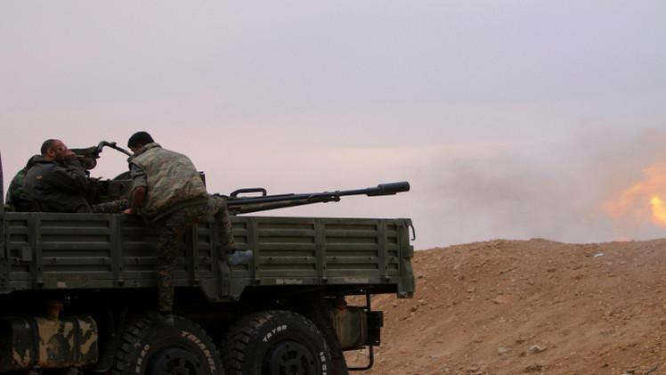 """Photo of الجيش السوري يبدأ عملية عسكرية باتجاه """"الخفسة"""" خزان مياه حلب"""