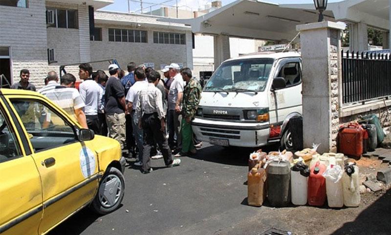 "Photo of 9 آلاف ليرة سعر بيدون المازوت وأزمة البنزين تشتعل .. ""والنفط"" نائمة!"