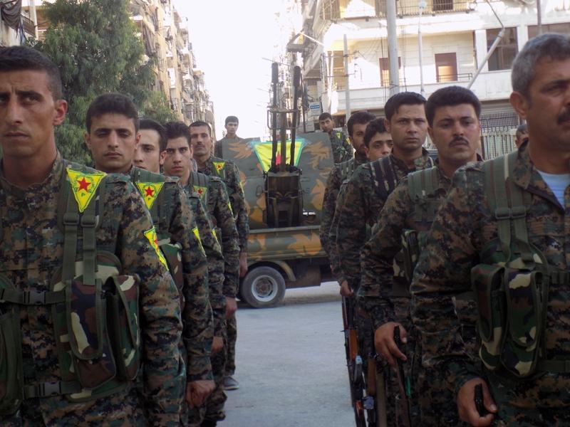 Photo of أكراد حلب يبادرون بإيجابية تجاه الدولة السورية