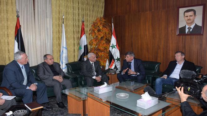 Photo of رئيس الوفد البلجيكي إلى سورية: الحكومات الأوروبية خاضت الحرب الخطأ
