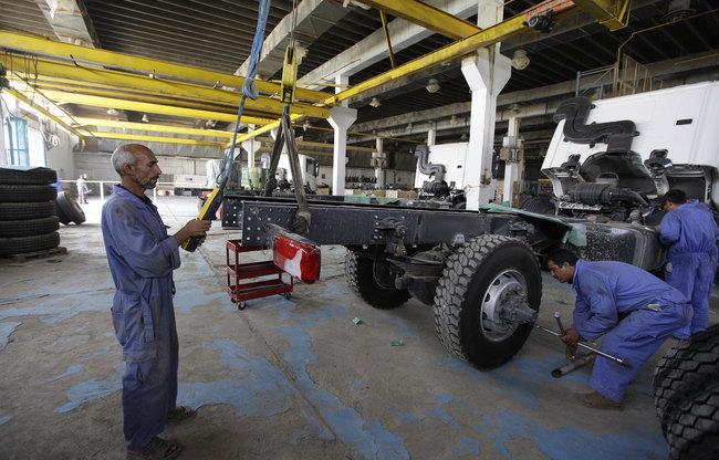 Photo of شركة سورية بيلاروسية لإنتاج الشاحنات خلال أشهر