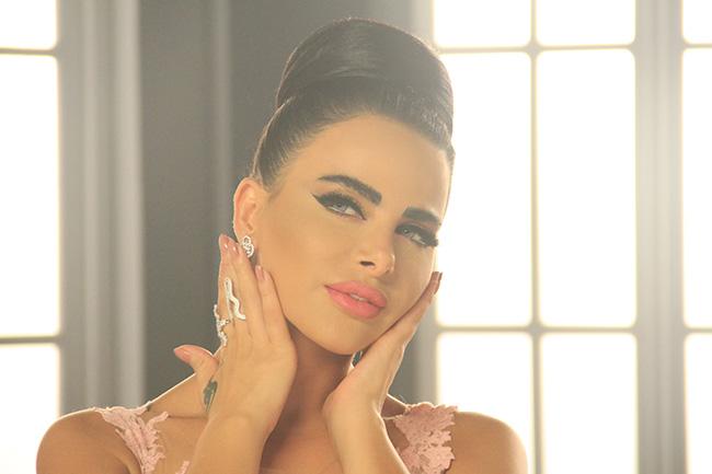 Photo of ليال عبود: يغارون من جسمي