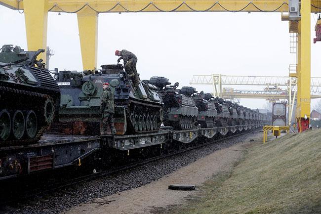 Photo of ألمانيا ترفض تصدير أسلحة إلى تركيا