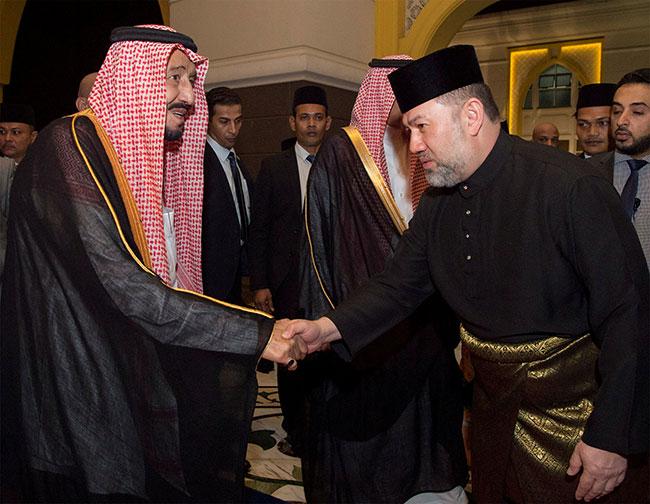 Photo of الشرطة الماليزية تحبط محاولة اغتيال ملك السعودية