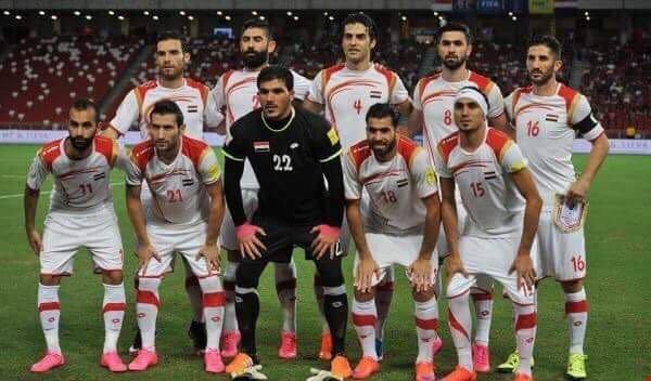 Photo of المنتخب السوري جاهز للقاء أوزبكستان