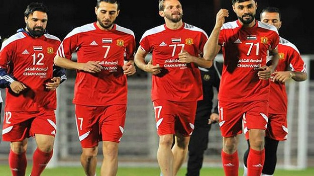 Photo of الجيش والوحدة يتصدران مجموعتيهما في كأس الاتحاد الآسيوي