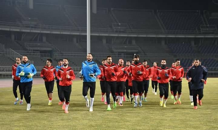 Photo of المنتخب السوري يتطلع لتجاوز الكوري في تصفيات كأس العالم