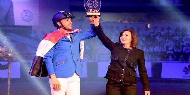 Photo of جوبراني بطلاً للجائزة الكبرى في بطولة الوفاء الدولية