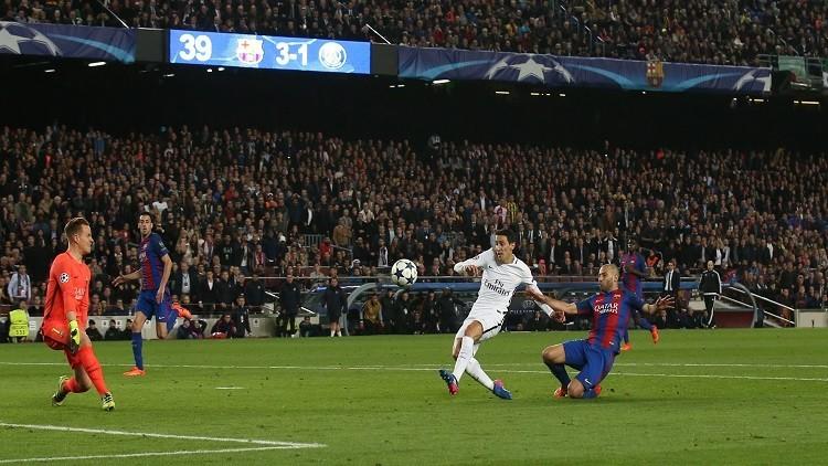 Photo of سان جيرمان يصدم برشلونة بخطوة مفاجئة!