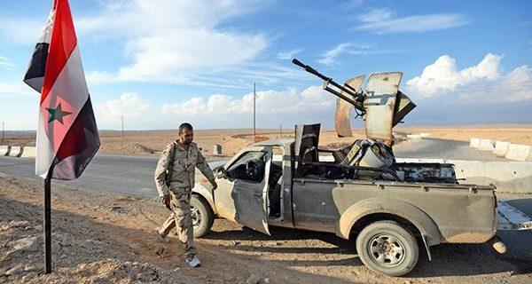 Photo of الجيش دخل تدمر.. والنشابية في ريف دمشق