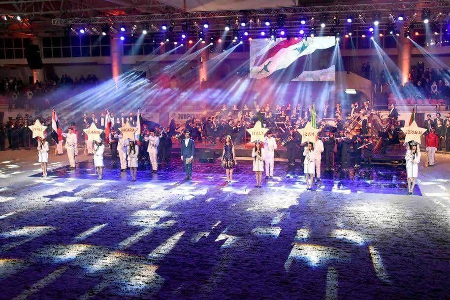 Photo of بالصور: انطلاقة قوية لفرسان سورية في اليوم الأول لدورة الوفاء الدولية