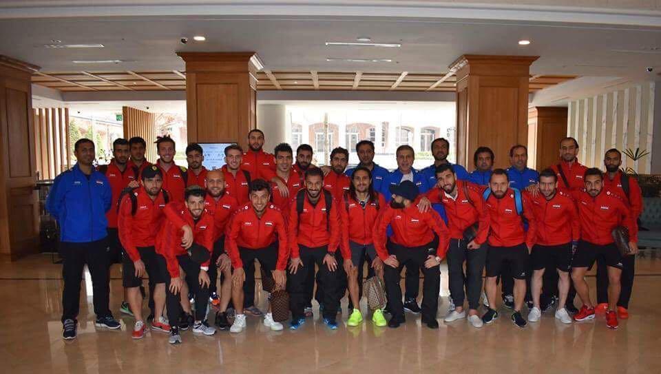 Photo of المنتخب السوري في سيئول.. تأهب واستعداد لملاقاة الكوريين