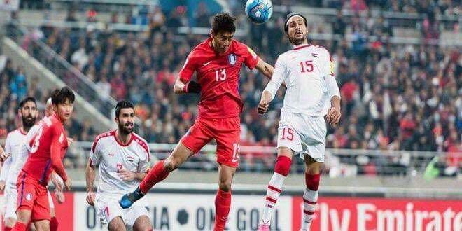 صورة منتخب سورية يخسر أمام نظيره الكوري في تصفيات المونديال