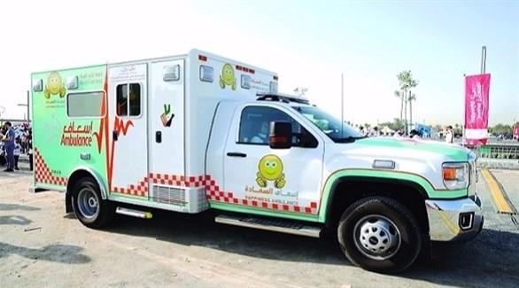 Photo of دبي تطلق أول سيارة إسعاف للسعادة في العالم