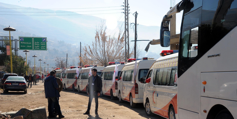 Photo of أنباء غير مؤكدة عن اتفاق جديد حول بلدات الفوعة وكفرايا ومضايا والزبداني