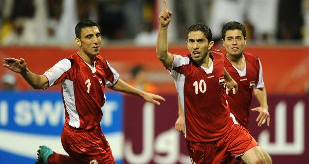 Photo of المنتخب السوري يفوز على أوزبكستان بهدف مقابل لا شيء في التصفيات المؤهلة لكأس العالم