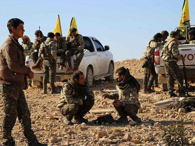 "Photo of ميليشيا ""قوات سوريا الديمقراطية"" توقف عملياتها مؤقتاً قرب سد الفرات"