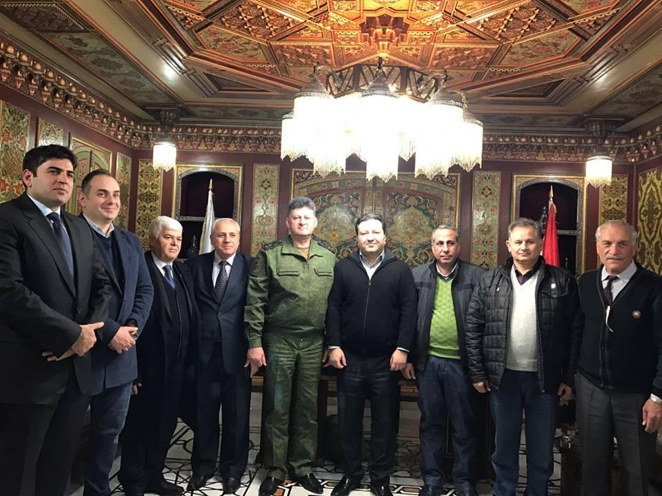 Photo of وفد روسي بالقنيطرة لتفعيل المصالحات الوطنية