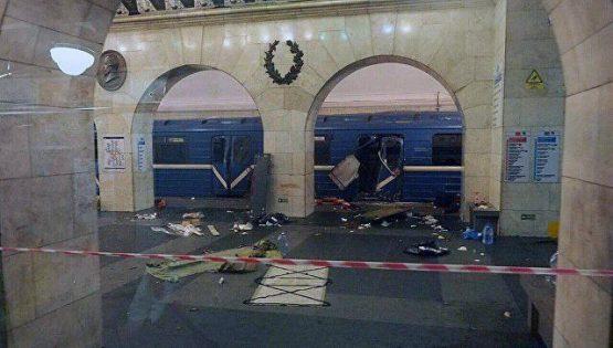Photo of عشرات الضحايا إثر تفجير مزدوج في مدينة سان بطرسبورغ بروسيا