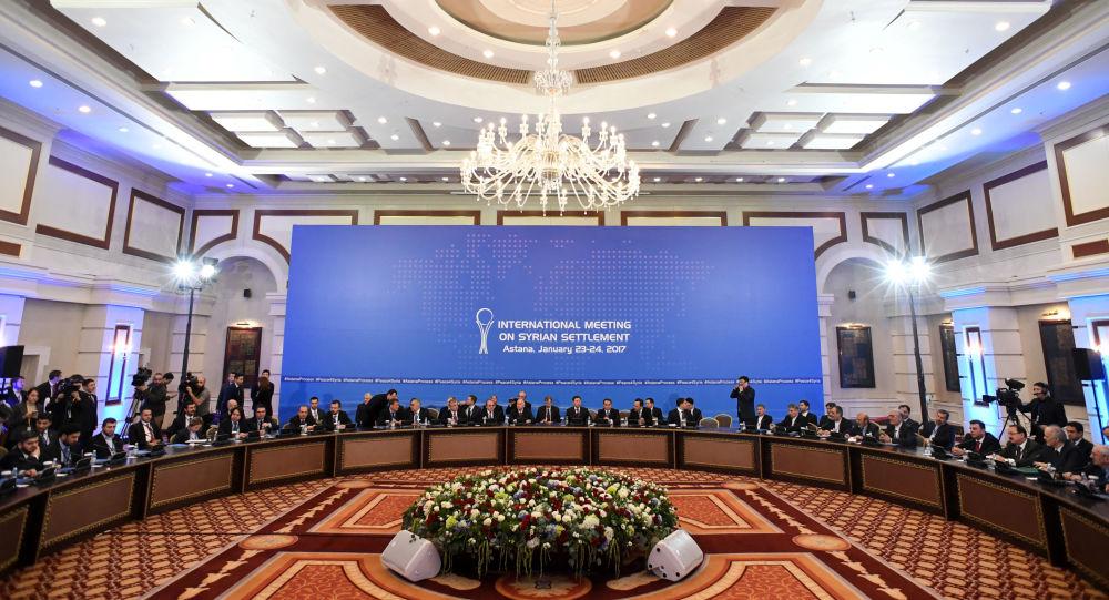 Photo of موسكو تطلب تعاون تركيا في «أستانا 4»