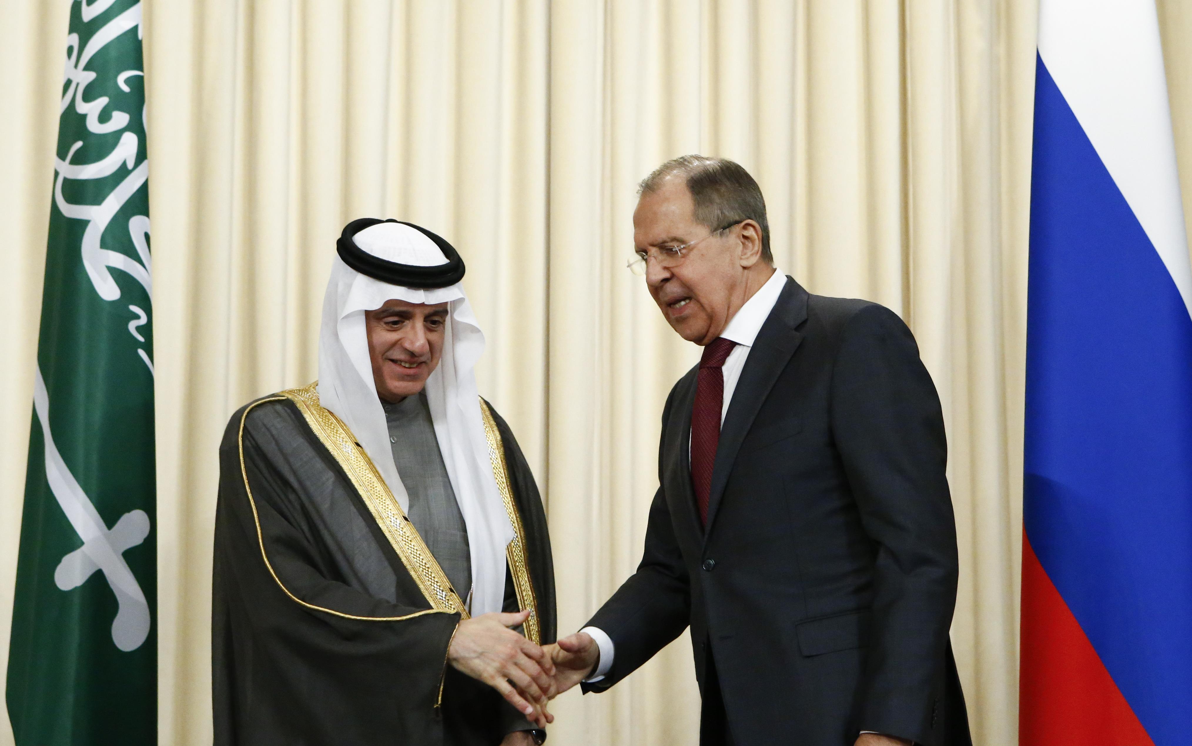 Photo of لافروف: ما من خلافات مع السعودية لا يمكن حلها بشأن سورية