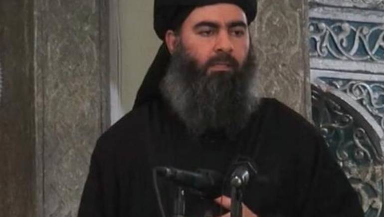 """صورة قوات أمريكية تقتل مساعداً مقرباً لـ """"أبو بكر البغدادي"""""""