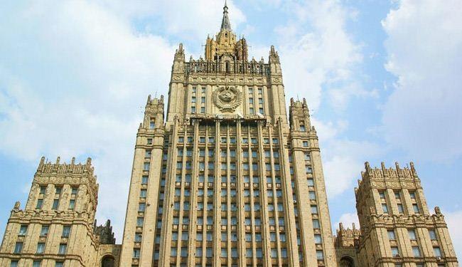صورة بوغدانوف يبحث مع السفير الأردني في موسكو تطور الأوضاع في سورية