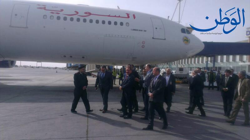 Photo of بالصور بعد تأهيلها .. طائرة إيرباص 340 تدخل الخدمة اليوم برحلة الى دبي