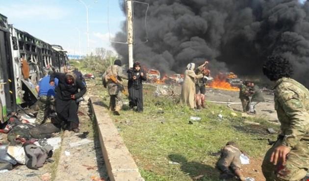 Photo of إدانات دولية للتفجير الإرهابي في حيِّ الراشدين بحلب