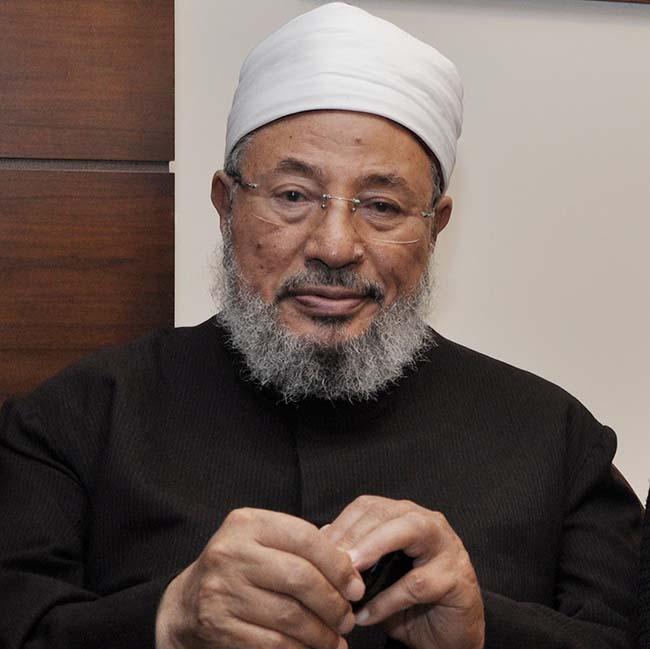 Photo of القضاء المصري ينظر حرمان القرضاوي و 4 آخرون من الجنسية
