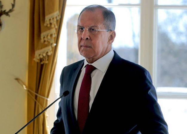 صورة لافروف: الاتحاد الأوروبي يحاول ألا يتخلّف عن أميركا في معاقبة روسيا