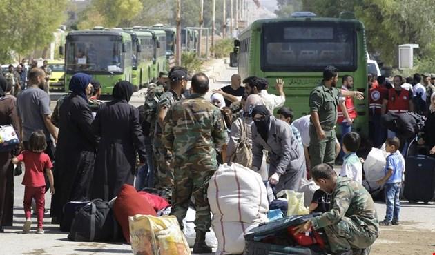 Photo of اتفاق قيد الإنجاز لإخراج مسلحي حي القدم في جنوب دمشق