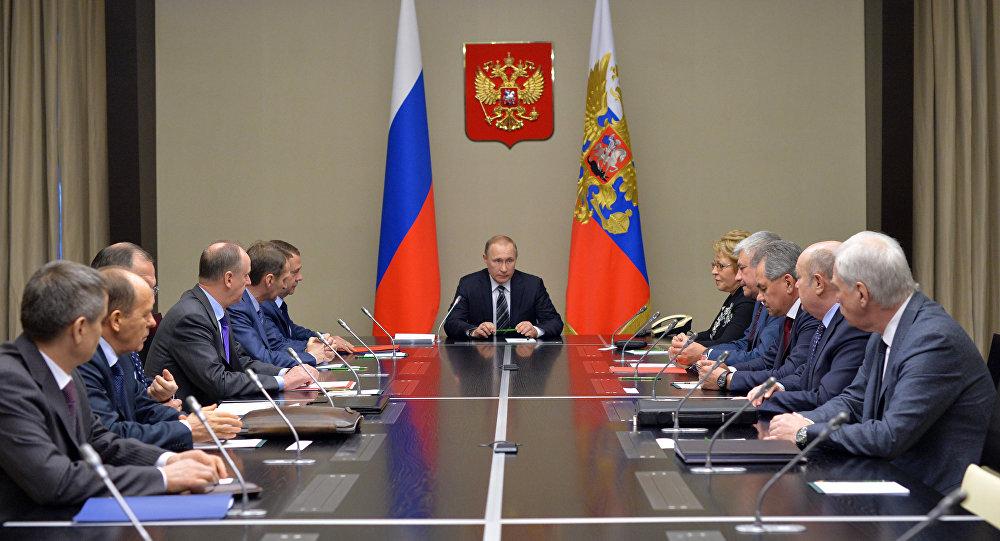 صورة مجلس الأمن الروسي: العدوان الأمريكي في البادية يعرقل إقامة مناطق خفض التوتر