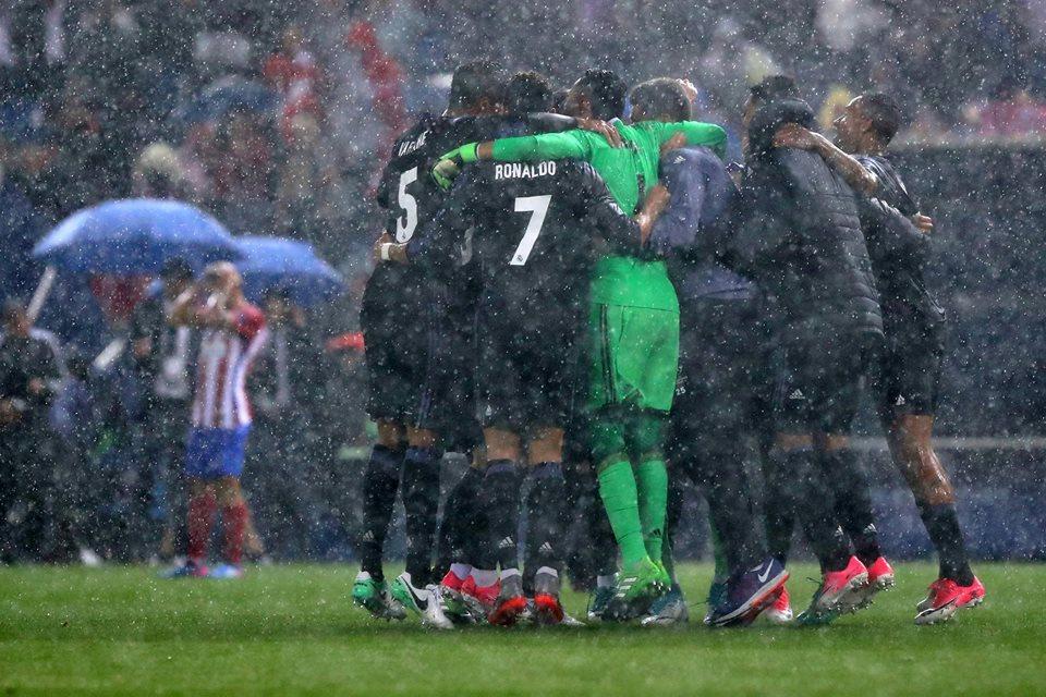 صورة رغم خسارته ديربي العاصمة.. ريال مدريد إلى نهائي كارديف