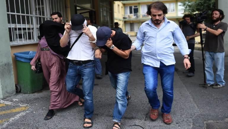 صورة النظام التركي يواصل اعتقال العشرات بحجة «مناصرة غولن»