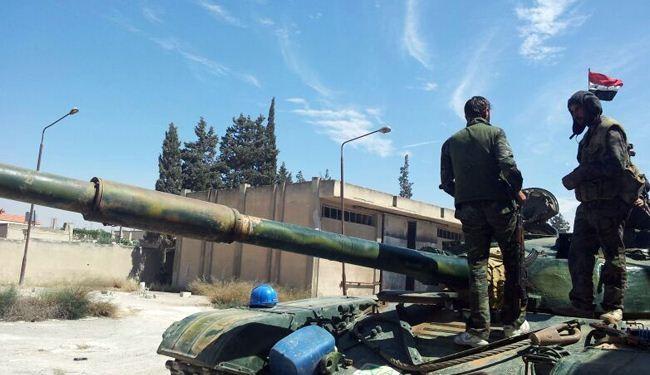 Photo of الجيش يقترب من السيطرة على مسكنة