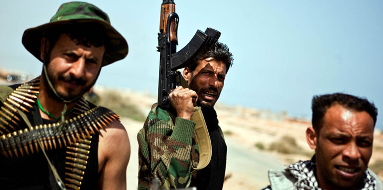 Photo of تنظيم «أنصار الشريعة» الإرهابي في ليبيا يحل نفسه