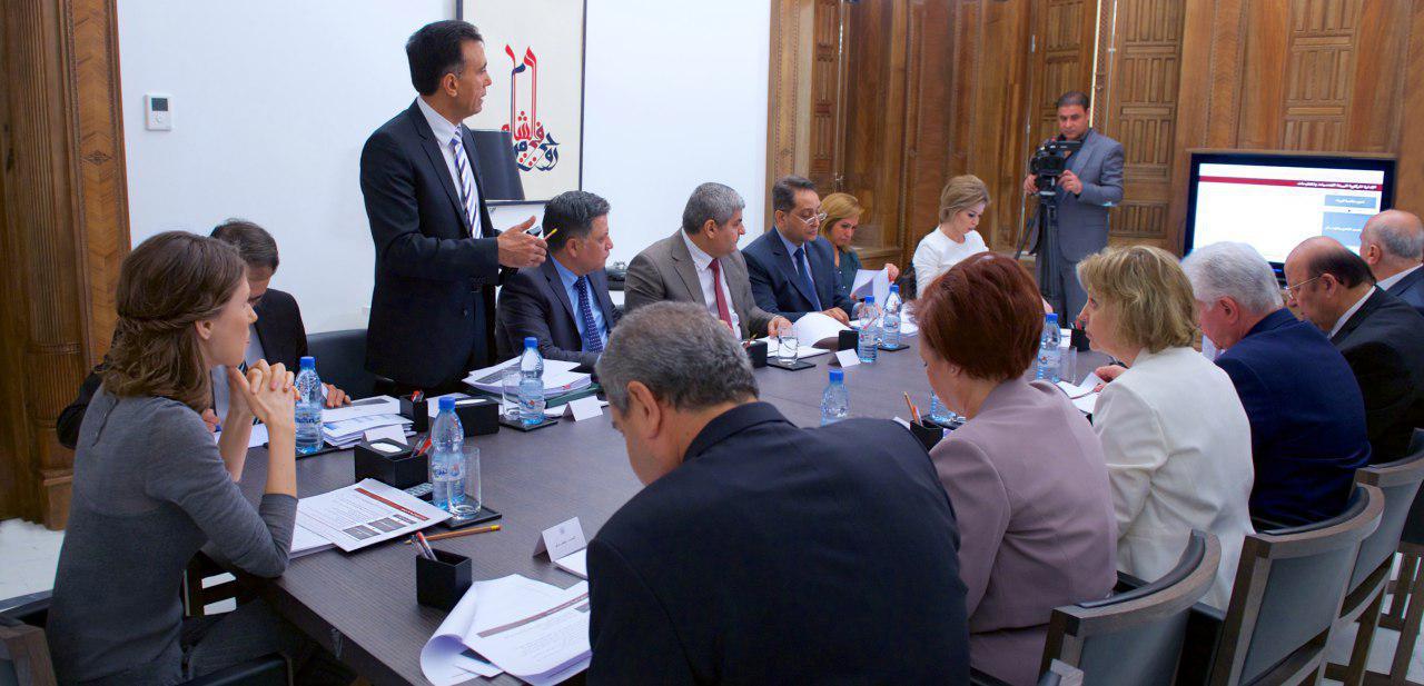 """Photo of بحضور السيدة أسماء الأسد.. هيئة التميز والإبداع تناقش الأسس الرئيسية لـ """"استراتيجية 2020"""""""