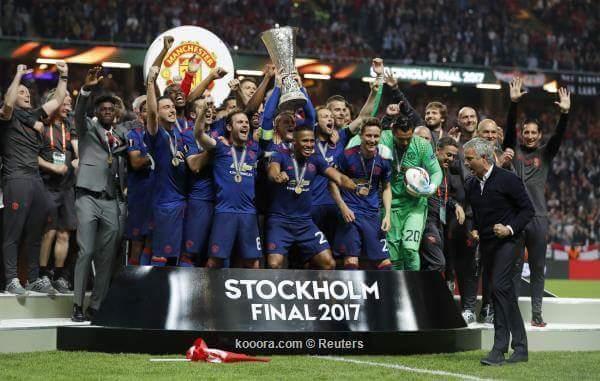 Photo of مانشستر يونايتد يحقق بطولة الدوري الأوروبي ويحجز مقعده في أبطال أوروبا