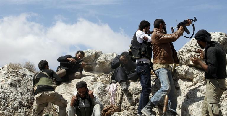 Photo of اشتباكات عنيفة بين الميليشيات الإرهابية المحسوبة على السعودية وقطر والأردن بدرعا