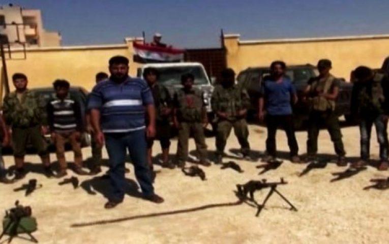 """Photo of متزعم مجموعة مسلحة: أناشد جميع المسلحين بالانسحاب من """"درع الفرات"""" والعودة للوطن"""