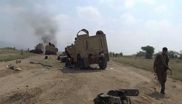 Photo of قصف يمني يطال جبهات الحدود السعودية ويوقع عشرات القتلى