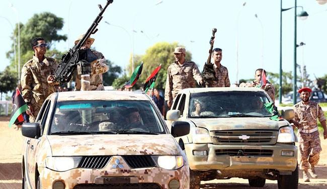 Photo of الجيش الليبي يدخل مدنا إستراتيجية في منطقة الجفرة الصحراوية
