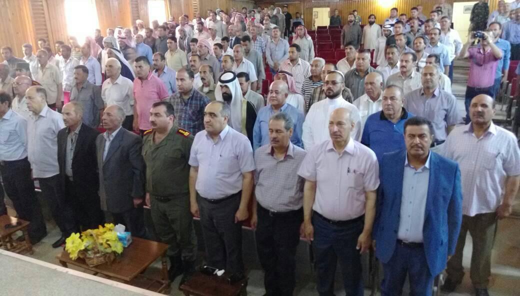 صورة تسوية أوضاع 73 شخصاً مطلوباً بمدينة القامشلي بريف الحسكة