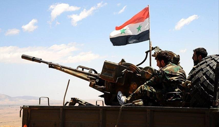 """Photo of الجيش يرد على خرق التهدئة.. و""""داعش"""" يستهدف بالصواريخ قرية المسعودية بريف حمص"""