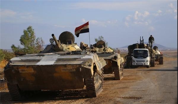 Photo of الجيش السوري يوسع نطاق سيطرته بريف حماة الشرقي