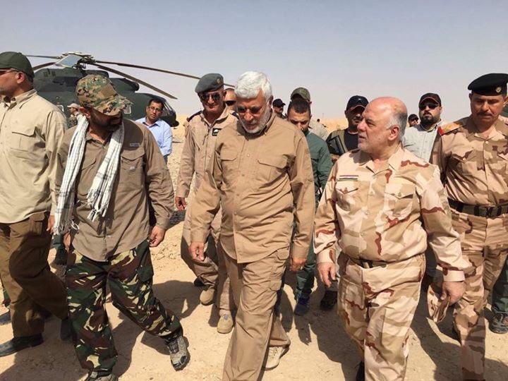Photo of العبادي: أغلقنا البوابات الحدودية التي تسرب منها داعش إلى العراق