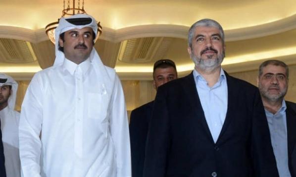 صورة «حماس» أضحية عودة المشيخة القطرية إلى الحضن السعودي