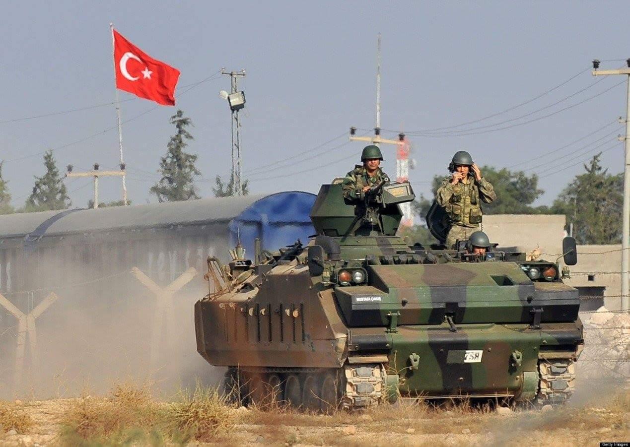 صورة تركيا تلوح بعسكرة الأزمة القطرية